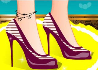 Game High Heel Fashion