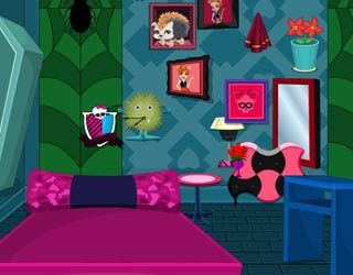 Game Howleen Wolf Room Decor