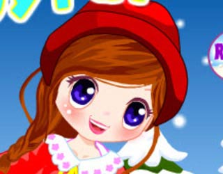 Game Joyful Snow Doll