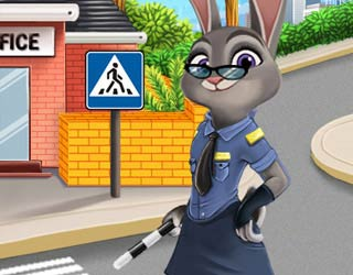 Game Judy Hopps Gets Into Police Trouble