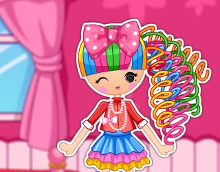Game Lalaloopsy Girls Jewel Sparkles