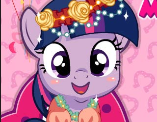 Game Little Pony Prom Makeup