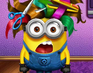 Game Minions Real Haircuts