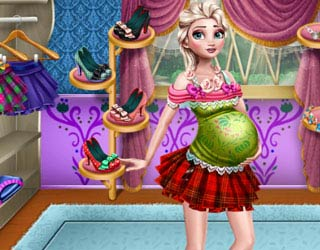 Game Mommy Elsa Special Day