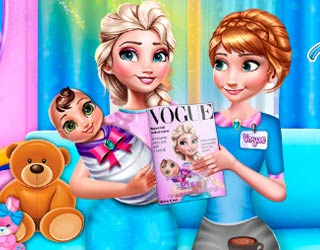 Game Mommy Elsa Vogue Interview