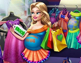 Game Mommy Realife Shopping