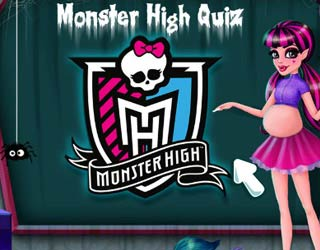 Game Monster High Quiz