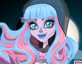 Game Monster High River Styxx