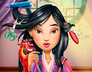 Game Mulan Real Haircuts