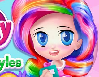 Game My Little Pony Hairstyles