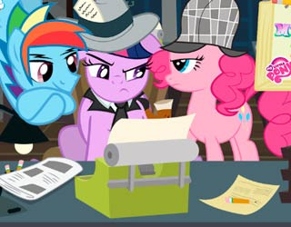 Game My Little Pony Newsroom