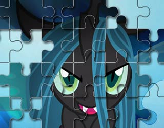 Game My Little Pony Queen Chrysalis