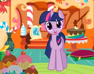 Game My Little Pony Sugar Rush