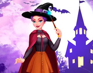 Game Now And Then Witchy Style
