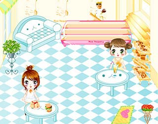Game Pastry Shop