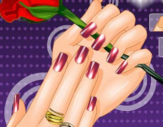 Game Perfect Nails