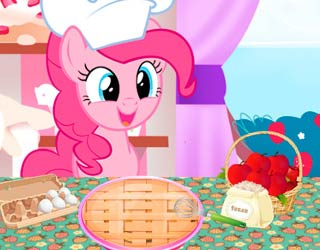 Game Pinkie Pie Apple Pie Recipe
