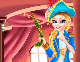 Game Pirate Girls Garderobe Treasure