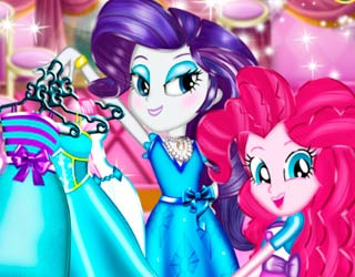 Game Pony Princess Prom Night