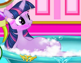 Game Pregnant Sparkle Spa