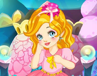 Game Princess Aurora Dress Up
