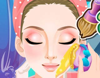 Game Princess Body Spa