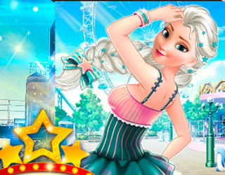Game Princess Hollywood Star