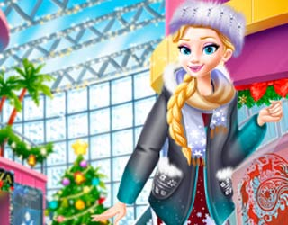 Game Princess New Year Mall Shopping