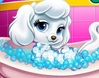 Game Princess Pet Grooming