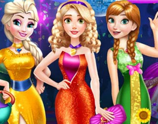 Game Princess Prom Ball