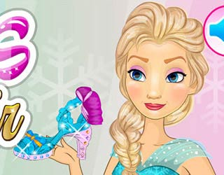 Game Princess Shoe Repair