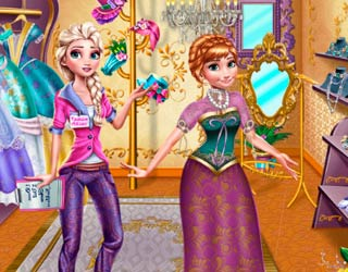 Game Princess Vintage Shop