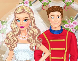 Game Princess Wedding Dresses