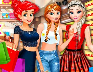 Game Princesses Black Friday Fun