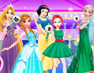 Game Princesses Fashion Clash