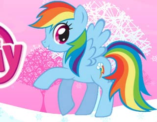 Game Rainbow Dash Mix
