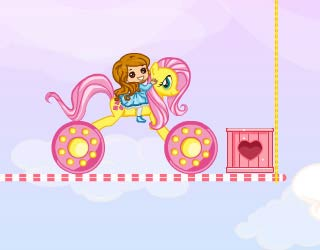 Game Rainbow Pony Ride