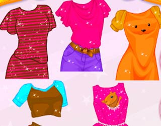 Game Rapunzel Capy Outfits