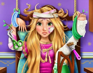 Game Rapunzel Hospital Recovery