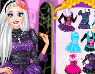 Game Rapunzel Monster High Costumes