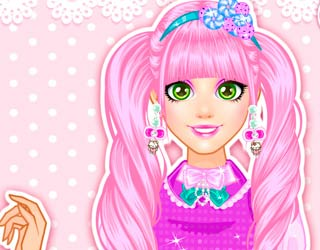 Game Rapunzel's Kawaii Trends