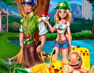 Game Real Pokemon Trainer