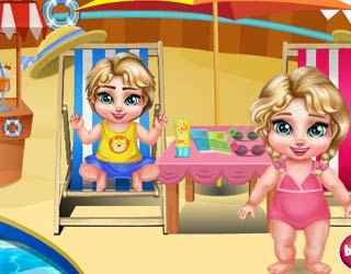 Game Royal Twins Water Park
