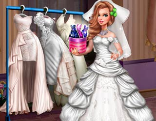 Game Sery Wedding Dolly Dress Up