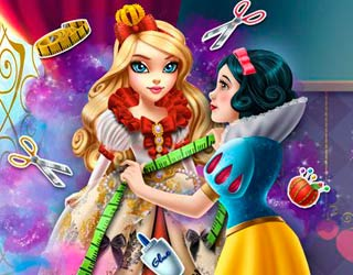 Game Snow White Tailor for Apple White