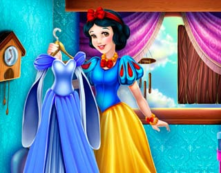 Game Snow White's Closet