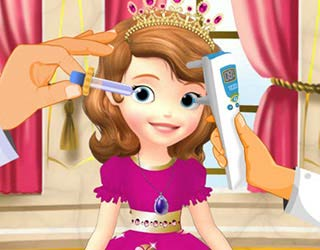 Game Sofia the First Eye Care