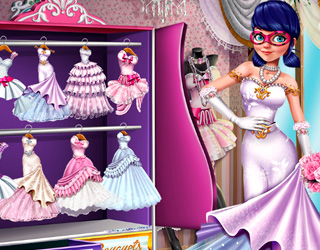 Game Special Miraculous Wedding