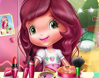 Game Strawberry Shortcake Fashion and Style