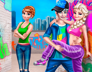 Game Street Dance Fashion